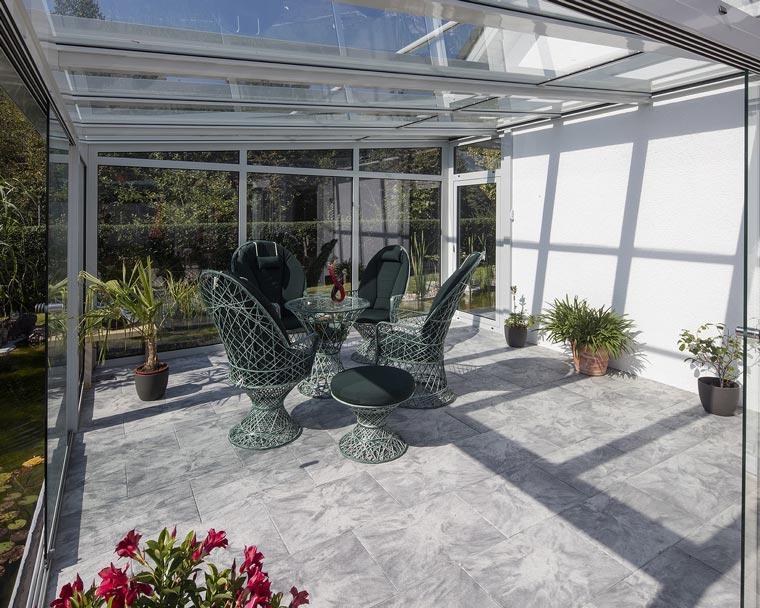 Traumhafte Wintergärten von Briechle